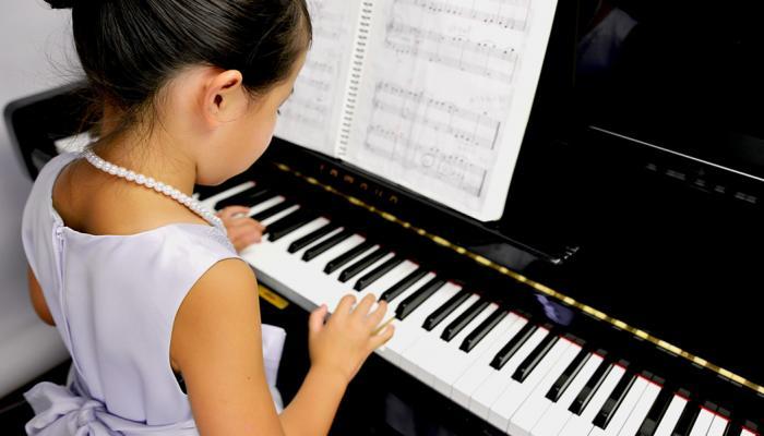 子どものためのピアノ教室